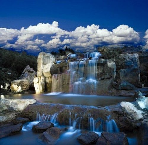 Cascades for Fotomurales naturaleza